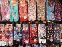 Socks in Miyajima