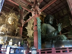 The Daibutsuden (Great Buddha)