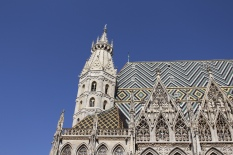 St. Stephens Cathedral, Vienna, Austria
