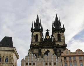 Gothic Tyn Church
