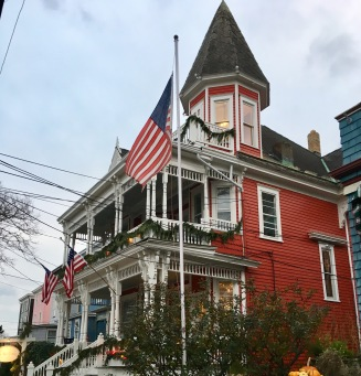 The Red Cottage at Cape May