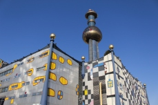 District Heating Plant Spittelau