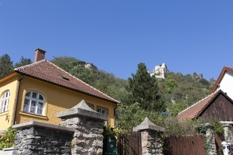 Durnstein in the Wachau Valley