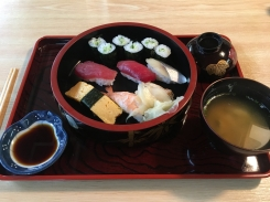 sushi in Narita