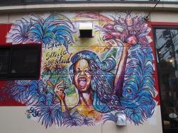 Street art in Kagurazaka