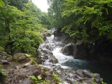Kanman-ga-fuchi in Nikko