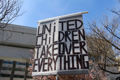 United Children Takeover Everything